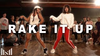 RAKE IT UP - Yo Gotti ft Nicki Minaj Dance | Matt Steffanina Choreography