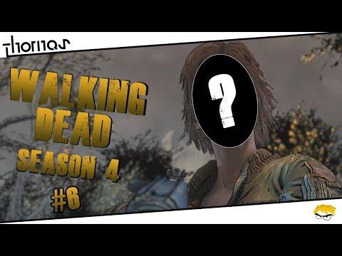 The Walking Dead 4 - |#06| - Hádej, kdo se vrátil.. | Český Let's Play | Částečný překlad