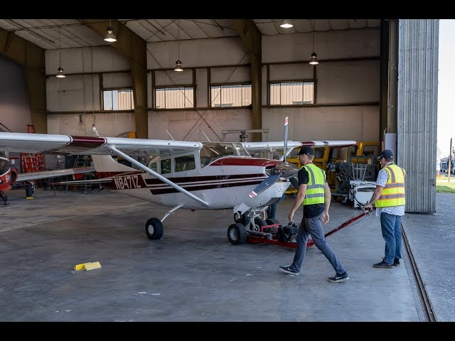 Aviation Maintenance Technology | Everett Community College
