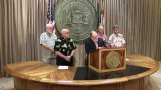 preview picture of video 'Agreement Over the Terms of University of Hawaii Faculty Contract'