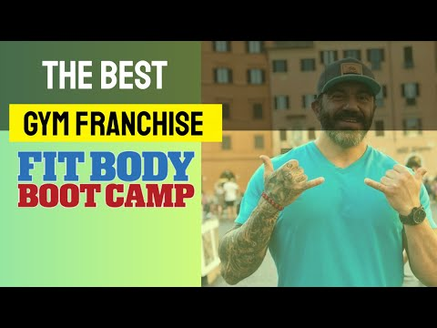 Top Rated Gym Franchise  2018 - Fit Body Boot Camp