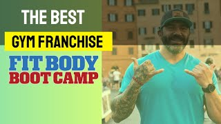 best fitness franchise opportunity 2019 Fit Body Boot Camp