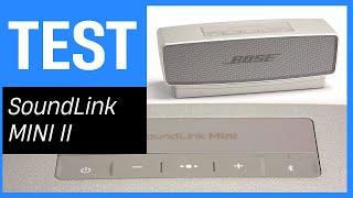 BOSE SoundLink Mini II im Test - Kleiner Lautsprecher mit super Bass(für diese Größe)