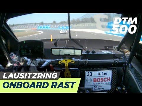 DTM Lausitzring 2019 - René Rast (Audi RS 5 DTM) - RE-LIVE Onboard (Race 2)