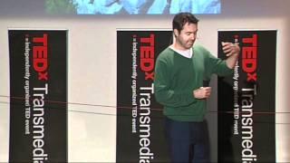 The Money Myth: Jem Bendell at TEDxTransmedia2011