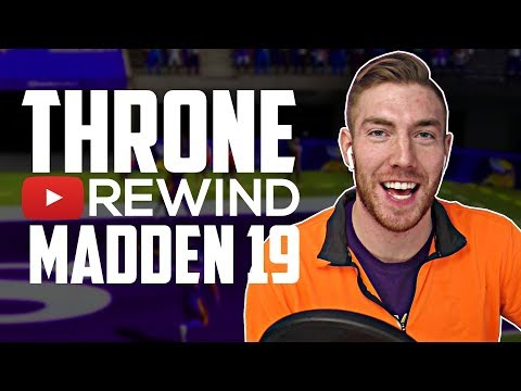 Throne's Madden 19 YouTube Rewind (Best and Worst Moments)