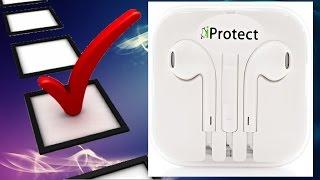 Hardware Check - iProtect Premium In-Ear Stereo Kopfhörer Headset
