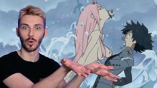 Обзор самого популярного аниме года Милые во Франксе (Без спойлеров!) [НяАн58]