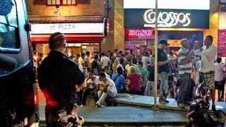 Lloret De Mar минусы криминал,наркота,полиция распутство Испания