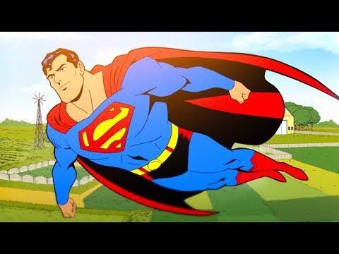 Superman 80th Anniversary Animated Short | DC Kids