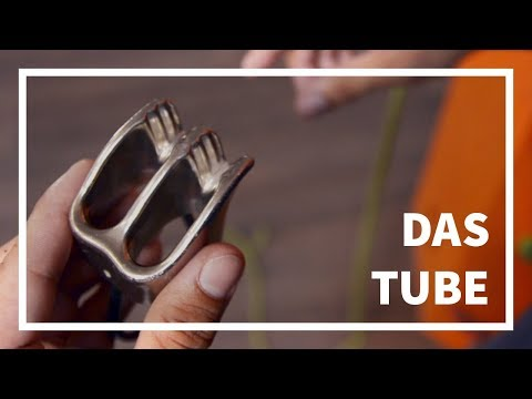 Das Tube | Einfach Klettern
