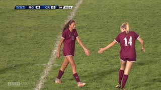 Girls Soccer: Maple Grove At Coon Rapids 10.3.17 (Full Game)