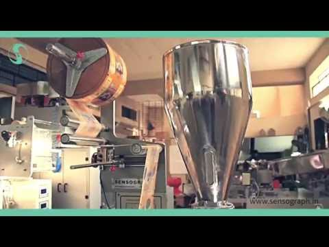Mechanical Cup Filler Machine