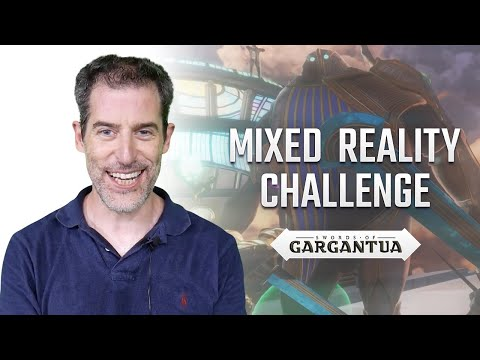 Swords of Gargantua Mixed Reality Challenge - Gil thumbnail