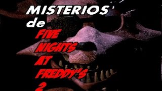 preview picture of video 'FIVE NIGHTS AT FREDDY'S 2:MISTERIOS LOQUENDO|Mangle & Foxy's -GamePlays & Loquendo'
