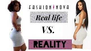 Fashion Nova Matching Sets Haul