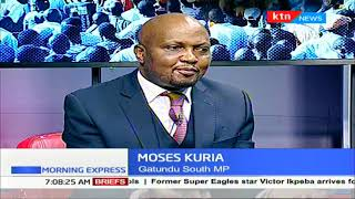 Moses Kuria: I will be in Mombasa because I don't want to witness drama that was in Kakamega