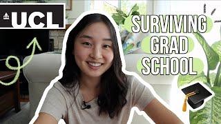 How to Survive Grad School | 5 Tips for Postgraduate Success