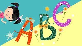 PETUALANGAN BUNBUN - Belajar Membaca Huruf Alfabet Bagian 3