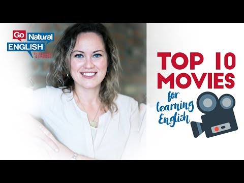 Top 10 Movies for Learning English