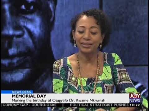 Founder's Day - News Desk on JoyNews (21-9-18)