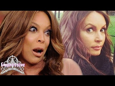 Wendy Williams is mad at Angie Martinez: