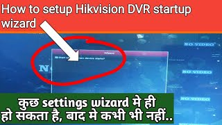 How to reset Hikvision Dvr!Dvr restore default settings! CCTV