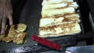 Tikki Burger | Lentil Patty Sandwiches | Lahore Street Food (Tastes of Pakistan)