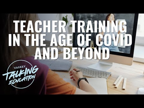 Teacher Training in the Age of Covid and Beyond - YouTube