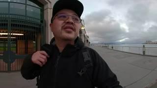 [Oculus Go推奨] おっさんとサンフランシスコ散歩した気分になる動画 #VRドリ散歩 #004 [VR] [GoPro Fusion]