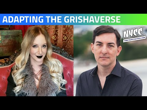 Adapting the Grishaverse with Leigh Bardugo and Eric Heisserer