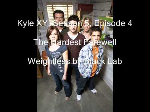 Kyle XY Season 5 Episode 4, The Hardest Farwell, Weightless