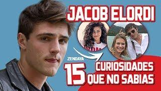 Gambar cover JACOB ELORDI curiosidades que no conocias (El Stand de los Besos)   EdMovies