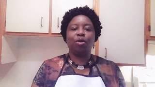 Comment Preparer Liboke De Poulet Au Courge Part 1