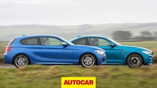 [Autocar] Tuned 390bhp BMW M135i takes on M2