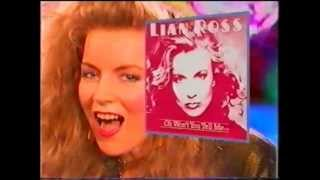 Lian Ross - Oh Won't You Tell Me (Music Video) (1987)
