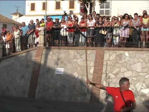 Carrera de Cintas a Caballo en Fuente de Piedra
