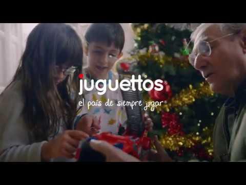 Ver vídeoJuguettos anuncio Navidad 2019: Toda la vida jugando juntos