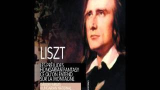 Liszt - Ce qu'on entend sur la montagne (Bergsymphonie)