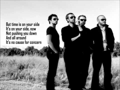 Coldplay - Amsterdam (with lyrics)