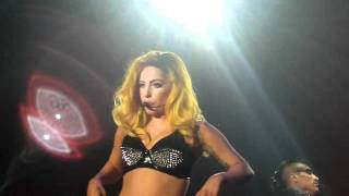 Nokia N8 presents: LIVE HD Lady Gaga - Telephone