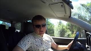 2017г. В Сочи на своем автомобиле.Отдых на море.