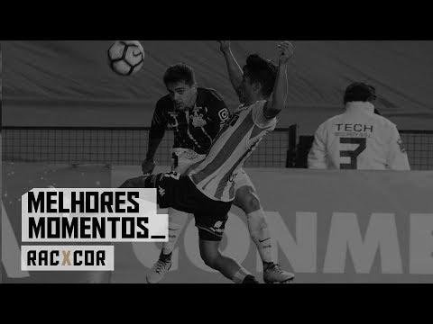 Melhores Momentos - Racing 0x0 Corinthians - Sul-Americana 2017