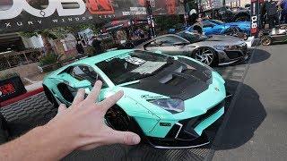 Should I Liberty Walk the v12 Lamborghini?