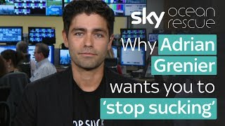 Why Adrian Grenier wants you to