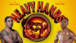 Justin Gaethje & Robert Whittaker: instant classics (Heavy Hands #167)