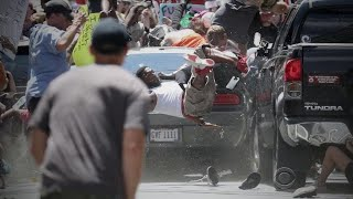 One dead in Virginia after white nationalists clash with counter-protesters
