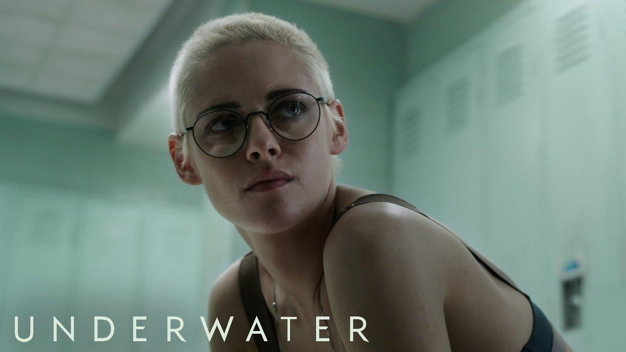Trailer för Underwater