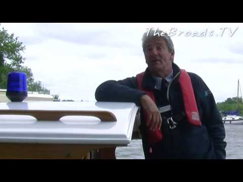 Safety On The Broads – The Broads Authority – The Broads TV