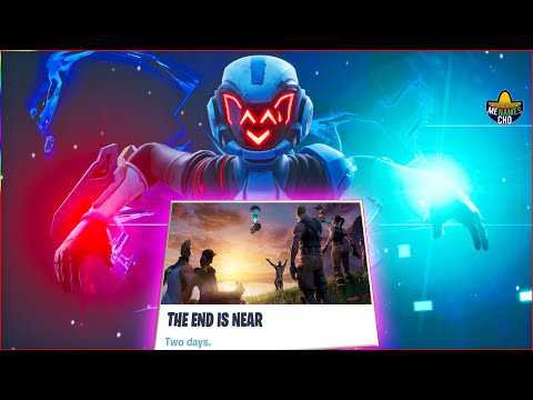 MenamesCho's LIVE 🔵 PARADIGM GAMEPLAY 🤖 THE END IS NEAR ⏳ Fortnite Battle Royale 11th October 2019